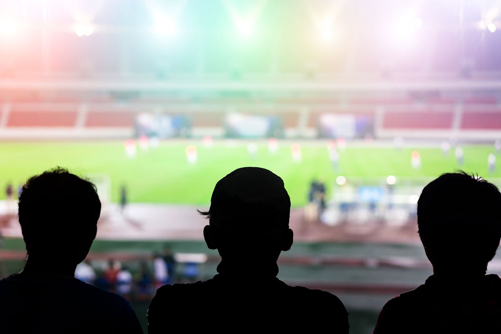 wifio na wydarzeniach sportowych